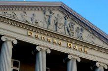 """Pinigų plovimo skandalo padariniai: """"Danske Bank"""" vadovai atsisakė priedų"""