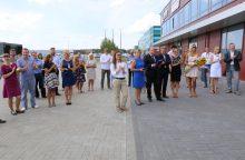 Ramučiuose iškilo didžiausias Baltijos šalyse mobiliųjų technologijų parkas