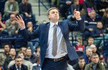 D. Adomaitis tikisi Klaipėdos sirgaliams padovanoti pergalę Čempionų lygoje