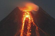 Ar išsiveržus superugnikalniui liktume gyvi?
