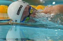 Plaukikas D. Rapšys pateko į dar vieną finalą pasaulio čempionate