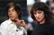 Aktorė A. Argento neigia turėjusi  lytinių santykių su nepilnamečiu