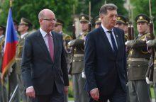 A. Butkevičius: būtina suteikti bevizį režimą Ukrainai ir Gruzijai