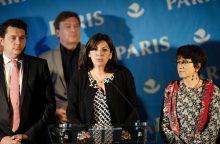 Paryžiaus merė nori įrengti pabėgėlių stovyklą sostinėje