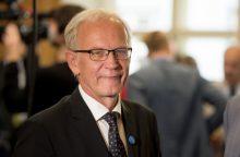 Estijoje dėl politinės krizės šaukiamas neeilinis parlamento posėdis