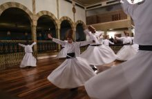 Maroke mirė populiarus sufijų lyderis S. Hamza