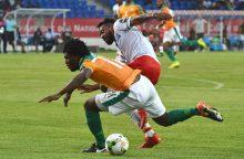 Afrikos čempionate – pakibęs Damoklo kardas virš čempionų galvų