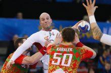 Pasaulio rankinio čempionate paaiškėjo aštuntfinalio poros