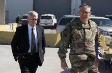 Generolas: JAV vadovaujama koalicija turbūt susijusi su civilių žūtimis Mosule