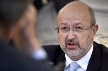 ESBO generalinis sekretorius perspėjo apie galinčią paaštrėti padėtį Rytų Ukrainoje