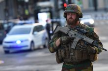 Briuselyje užkirstas kelias galimam teroro išpuoliui