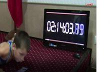 Neįtikėtina: penkiametis padarė 4105 atsispaudimus