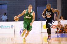 B. Veikalo ekipa Italijos pirmenybėse įveikė Trento krepšininkus