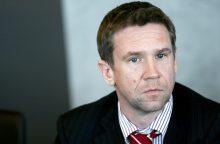 Atmestas V. Antonovo prašymas apriboti nekilnojamojo turto Rusijoje perleidimą