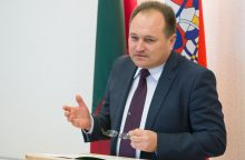 Tinkamiausiais vadovauti LVAT pripažinti G. Kryževičius ir R. Gadliauskas