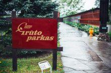Rusijos ambasada piktinasi paminklo atidavimu į Grūto parką