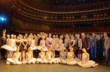Po anšlaginių baleto trupės gastrolių Pekine – nauji kvietimai