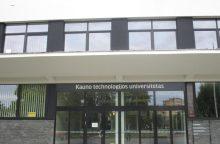 KTU siūlo kurti Kauno universitetų bendradarbiavimo tarybą