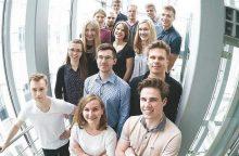 Genetinės informacijos valdymas – Lietuvos studentų rankose