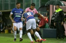"""Serie A"": ""Udinese"" futbolininkų pergalė Sicilijoje"