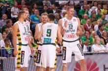 FIBA netrukdys krepšinio rinktinėms dalyvauti artėjančiuose čempionatuose