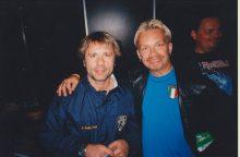 M. Starkus ir L. Lučiūnas rengia popmuzikos šventes, bet laukia metalo festivalio