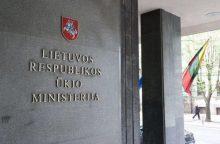 Darbą pradėjo du nauji ūkio viceministrai – G. Vilda ir M. Skuodis