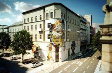 Berlyne atidarytas gatvės meno muziejus