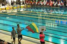 Europos jaunimo čempionato starte A. Šeleikaitė – septinta