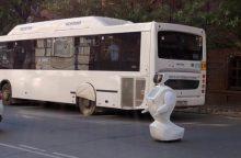 """Rusijoje du kartus iš laboratorijos """"pabėgo"""" tas pats robotas"""