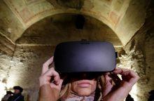 Lietuvių kuriamos VR technologijos: padeda svaigstant galvai ir ieškant būsto