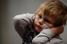 Klausa tikrinama vos gimus: ne tik diagnozuoja, bet ir įvertina riziką