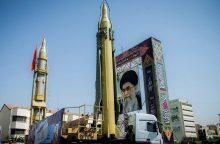 JT: Iranas vykdo tarptautinio branduolinio susitarimo įsipareigojimus