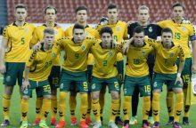 V. Granatkino turnyre U-18 rinktinė pralaimėjo Kazachstanui