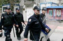 Turkijoje sulaikyti šeši gegužės 1-ąją planuoto teroro išpuolio organizatoriai