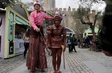 Portugalijos šokolado festivalyje pristatytas brangiausias saldainis pasaulyje