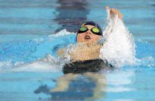 Kaune rašoma naujo plaukimo turnyro istorija