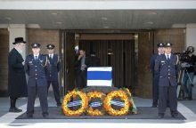 Izraelis ruošiasi Sh. Pereso laidotuvėms, stiprinamas saugumas
