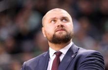"""""""Lietkabelio"""" klubo prezidentas: A. Štalbergas antrą kartą treneriu tikrai netapo"""