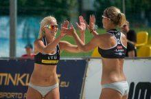 Lietuviškas duetas sėkmingai startavo turnyre Rusijoje