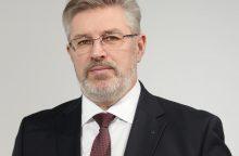 Vilniaus prekybos, pramonės ir amatų rūmų prezidentu perrinktas S. Leonavičius
