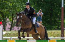 Penkiakovininkas D. Vaivada Europos jaunimo čempionate užėmė 15-ąją vietą