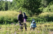 Pasieniečiai neleido afganistaniečių šeimai įžengti į Lietuvą