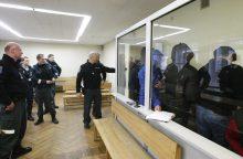 """""""Agurkiniai"""" apskundė Lietuvą Strasbūro teismui už per ilgą kalinimą"""