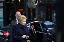 D. Grybauskaitė: ekonominė nelygybė – visos ES rūpestis