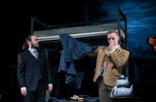 Vokietijoje teatrui leista kviesti žiūrovus ateiti į spektaklį pasipuošus svastika