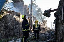 Ispanija: sprogus pirotechnikai žuvo keturi žmonės