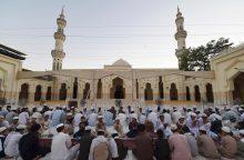Prasidėjo musulmonų šventasis mėnuo – Ramadanas