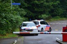 Įkaitų drama Olandijos radijo stotyje: išvaduota moteris, užpuolikas sulaikytas