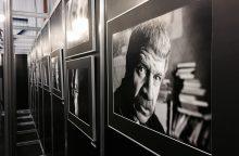 Mugėje – proga išvysti ir A. Aleksandravičiaus rašytojų portretų parodą